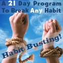 Break Bad Habits - 21 Day Program To Breaking Bad Habits