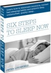 Six Steps To Sleep