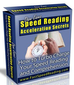Speed Reading Acceleration Secrets Course